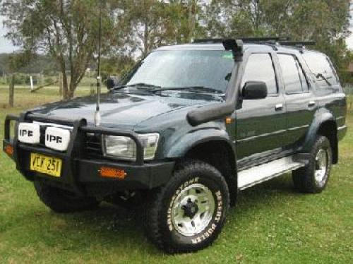 1995 used toyota 4runner sr5 limited car sales sydney nsw 13 500. Black Bedroom Furniture Sets. Home Design Ideas