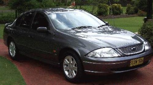 2000 Used FORD FALCON FUTURA 75th Anniversary Car Sales Cranebrook
