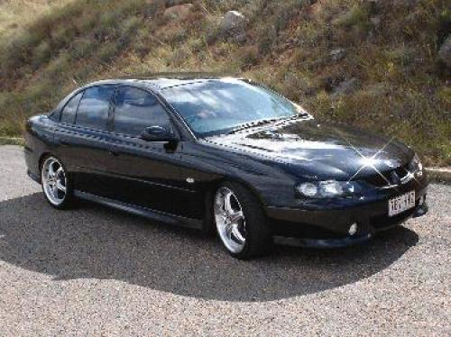 1999 Used HOLDEN COMMODORE VT SS Series 2 Car Sales