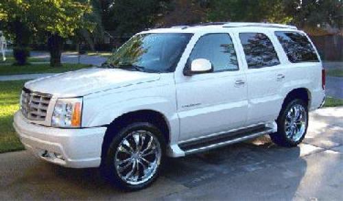 2004 Used CADILLAC ESCALADE SUV Car Sales 2494 Savannah Hwy ...