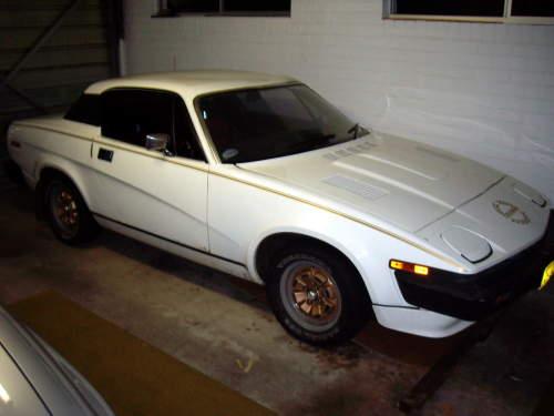 1979 Used TRIUMPH TR7 HARDTOP Car Sales Kenmore QLD Very Good $4,000