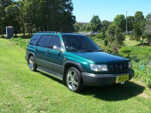 1998 used subaru forester other car sales maitland nsw excellent 16 500. Black Bedroom Furniture Sets. Home Design Ideas