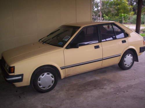 Check Car Insurance Expiry Date >> 1985 Used NISSAN PULSAR HATCHBACK Car Sales Mariginiup WA Good $800