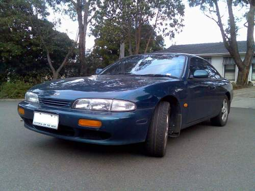 1995 used nissan 200sx sport coupe car sales mount waverley vic good 8 000. Black Bedroom Furniture Sets. Home Design Ideas