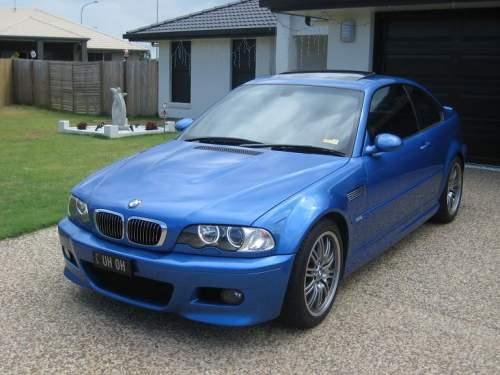 2002 Used BMW M3 E46 Estoril Blue - rare COUPE Car Sales ...