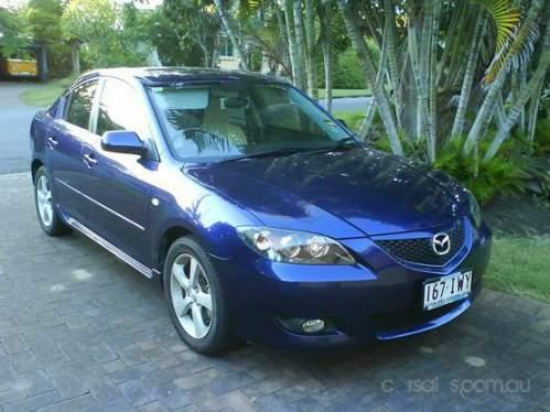 2005 Used Mazda 3 Maxx Sport Sedan Car Sales Sunnybank Qld As New