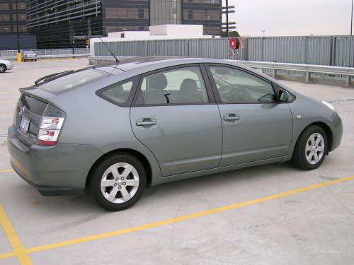 2004 used toyota prius hybrid hatchback car sales canberra act very good 25 000. Black Bedroom Furniture Sets. Home Design Ideas