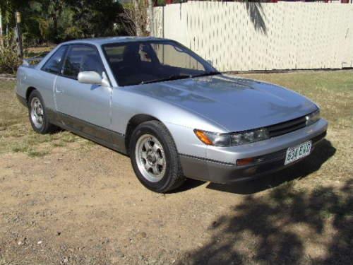 1990 Used Nissan Silvia S13 Coupe Car Sales Alexandra Hills Qld Good