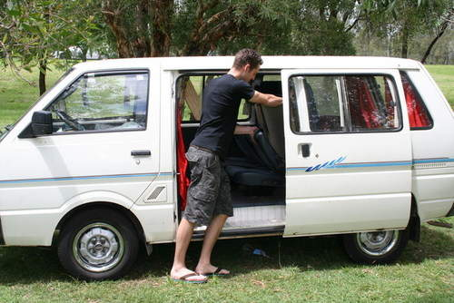 Check Car Insurance Expiry Date >> 1990 Used NISSAN VANETTE VAN Car Sales Cairns QLD Good $3,000