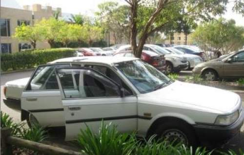1992 used toyota camry executive sedan car sales north ryde nsw very good 1 950. Black Bedroom Furniture Sets. Home Design Ideas