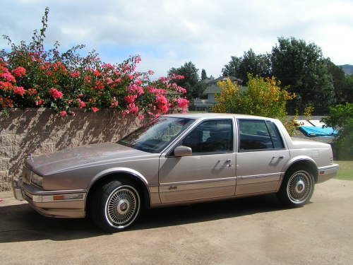 Check Car Insurance Expiry Date >> 1990 Used CADILLAC SEVILLE SEDAN Car Sales Wailuku QLD Excellent $5,000