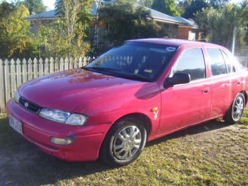 1997 Used Kia Mentor Hatchback Car Sales Mackay Qld Fair