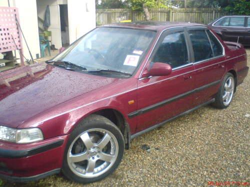 1991 used honda accord exi 4ws sedan car sales bundaberg qld very good 4 990. Black Bedroom Furniture Sets. Home Design Ideas