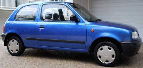 1995 used nissan micra lx lx hatchback car sales buderim qld very good 3 700. Black Bedroom Furniture Sets. Home Design Ideas