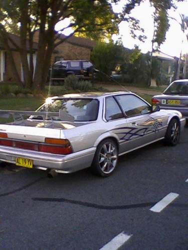 1986 used honda prelude si coupe car sales maitland nsw. Black Bedroom Furniture Sets. Home Design Ideas