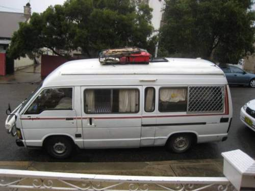 2798b01aab Used TOYOTA HIACE CAMPERVAN MOD) for sale with TOYOTA HIACE (long base