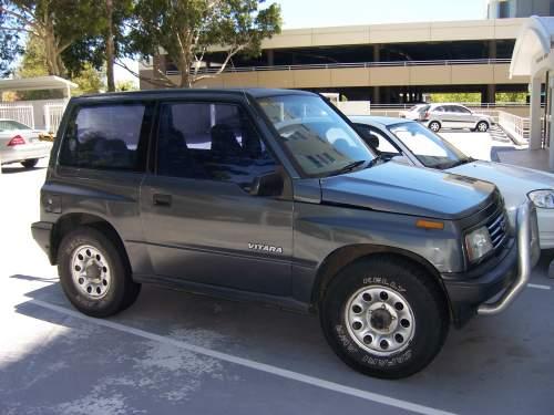Suzuki vitara for sale used