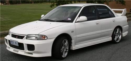 Mitsubishi lancer gsr for sale