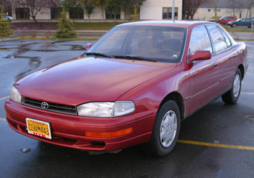 1995 used toyota camry sedan car sales cloverdale wa good 2 800. Black Bedroom Furniture Sets. Home Design Ideas