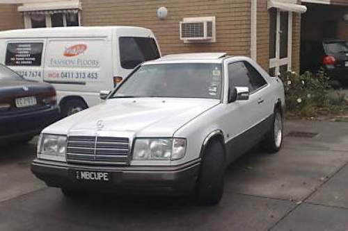 1988 Used MERCEDES 300CE 300 series COUPE Car Sales