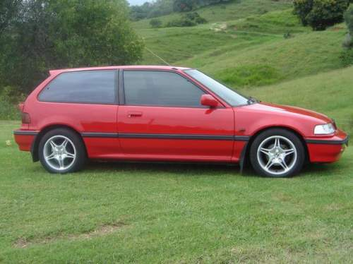 1990 used honda civic hatchback car sales cornubia qld very good 5 000. Black Bedroom Furniture Sets. Home Design Ideas