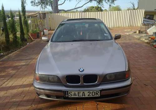 1998 Used BMW 525I E39 SEDAN Car Sales Newport VIC As New 3000