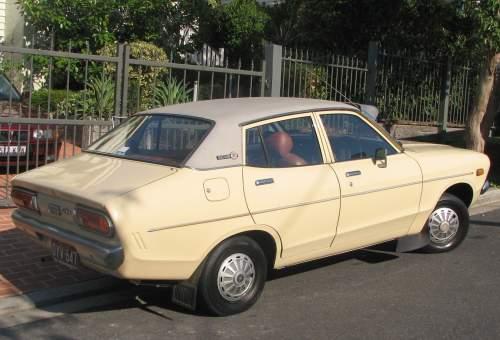 1977 Used DATSUN 120Y SEDAN Car Sales Brisbane QLD Very ...