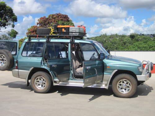 1998 Used MITSUBISHI PAJERO gls 3500 v6 OFF ROAD 4X4 Car Sales