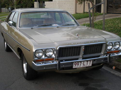 1980 Used CHRYSLER VALIANT CM SEDAN Car Sales Labrador, Gold Coast