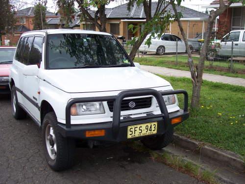 Suzuki vitara for sale nsw