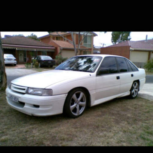 1989 Used HOLDEN COMMODORE VN SEDAN Car Sales Lalor VIC