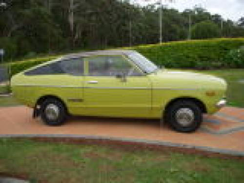 1976 Used DATSUN 120Y COUPE Car Sales Port Macquarie NSW ...