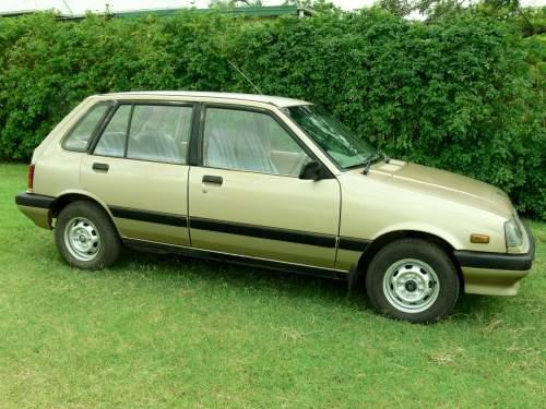 1989 Used HOLDEN BARINA HATCHBACK Car Sales Haden QLD Good 950