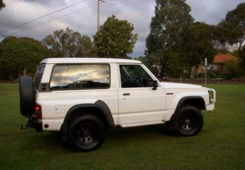 1989 used ford maverick swb off road 4x4 car sales gympie qld very good 5 000. Black Bedroom Furniture Sets. Home Design Ideas