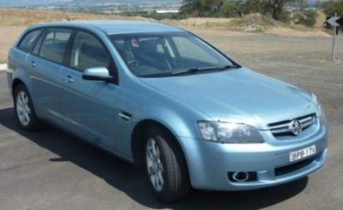 2009 Used Holden Berlina Sportwagon Ve My09 5 For Sale