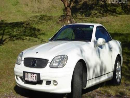 2001 used mercedes ml430 sedan car sales russell island for Mercedes benz ml430 for sale