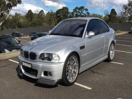 2001 used bmw m3 m3 sedan car sales she oaks vic very good. Black Bedroom Furniture Sets. Home Design Ideas