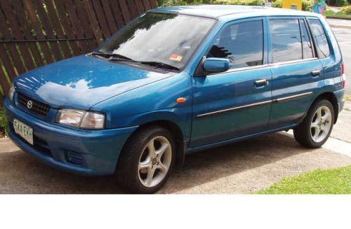 1998 used mazda 121metro shades car sales brisbane qld used $9,500