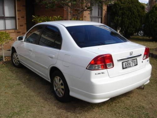 Beautiful Used HONDA CIVIC For Sale With Honda Civic 2004 Model 1.7 LTR $22,000