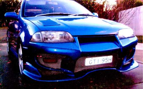 1995 Used SUZUKI SWIFT Gti COUPE Car Sales Singleton NSW