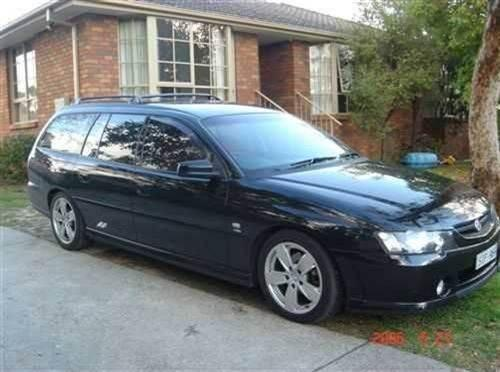 2003 Used HOLDEN COMMODORE SS VY WAGON Car Sales Melbourne VIC $34,900