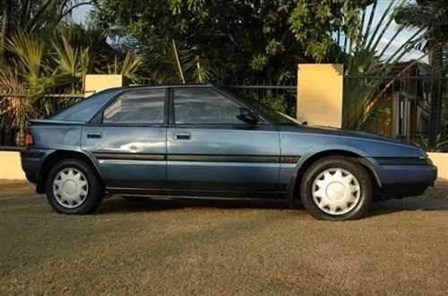 1991 used mazda 323 astina hatchback car sales brisbane qld $5,500