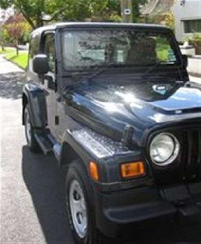 2003 Used Jeep Wrangler Sport Hardtop Car Sales Mount