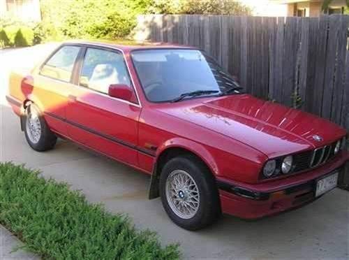 1989 used bmw 318i coupe car sales canberra act 4 000. Black Bedroom Furniture Sets. Home Design Ideas