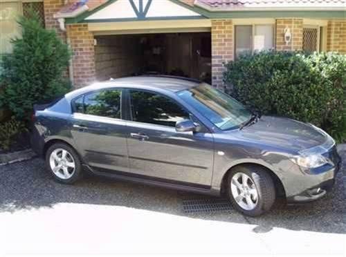 2005 used mazda 3 maxx sport sedan car sales newmarket qld 28 500. Black Bedroom Furniture Sets. Home Design Ideas