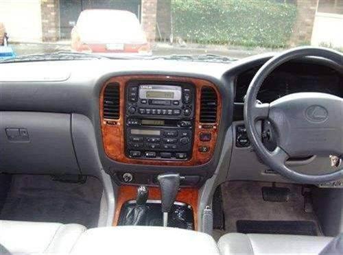 1999 Used LEXUS LX470 4X4 Car Sales Ringwood VIC $38,900