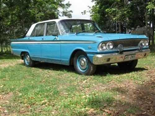 1963 used ford fairlane compact sedan car sales cairns qld 12 000. Black Bedroom Furniture Sets. Home Design Ideas