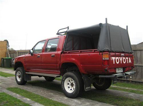 1994 toyota hilux dual cab