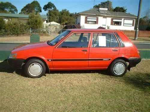 The Best 1987 Toyota Corolla Hatchback For Sale
