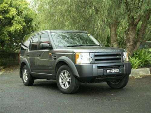 2005 Used Land Rover Discovery 3 4x4 Car Sales Sydney Nsw 49950